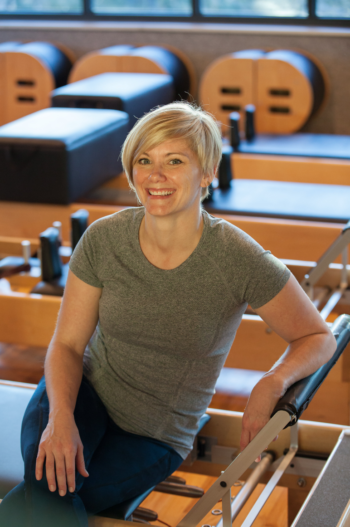 Heather Pilates Instructor Boulder, CO